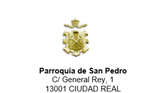 CELEBRACIONES ECLESIÁSTICAS: COMUNICADO PARROQUIA SAN PEDRO