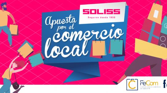 """""""COMPRAR EN TU BARRIO TIENE PREMIO"""": CAMPAÑA SEGUROS SOLISS-PYMEREAL"""