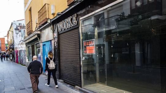 EL CENTRO COMERCIAL SE HACE MÁS PEQUEÑO