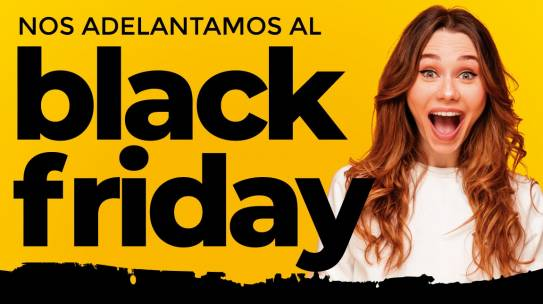 VISEGUR SE ADELANTA AL BLACK FRIDAY