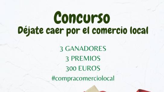 """""""DÉJATE CAER POR EL COMERCIO LOCAL"""": hashtag #compracomerciolocal"""