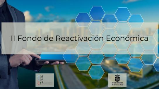 II FONDO DE REACTIVACIÓN INICIA HOY SU ANDADURA
